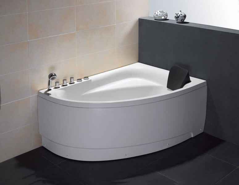 Best small modern bathtubs