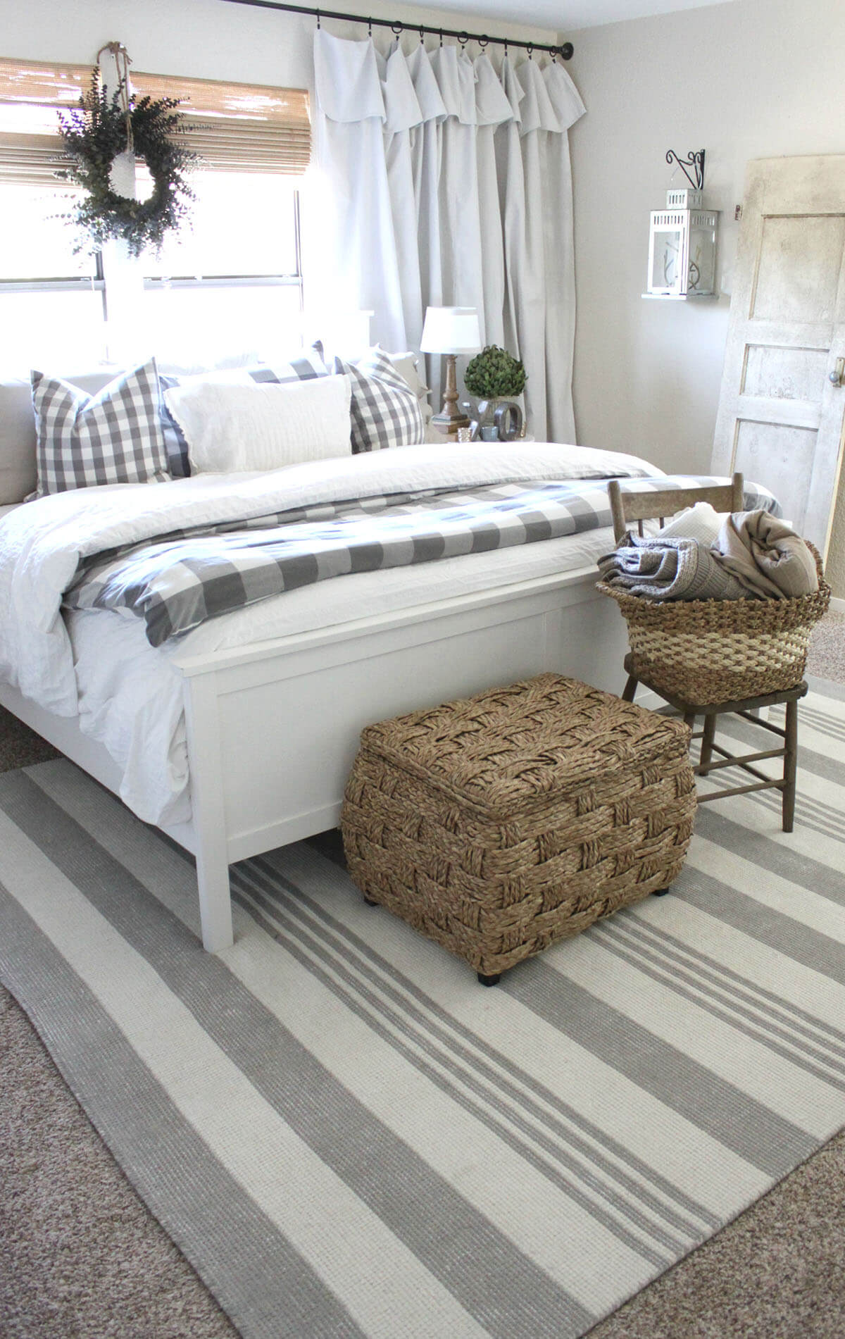 "Dorothy ""Gingham"" Gale Bedroom Linens"