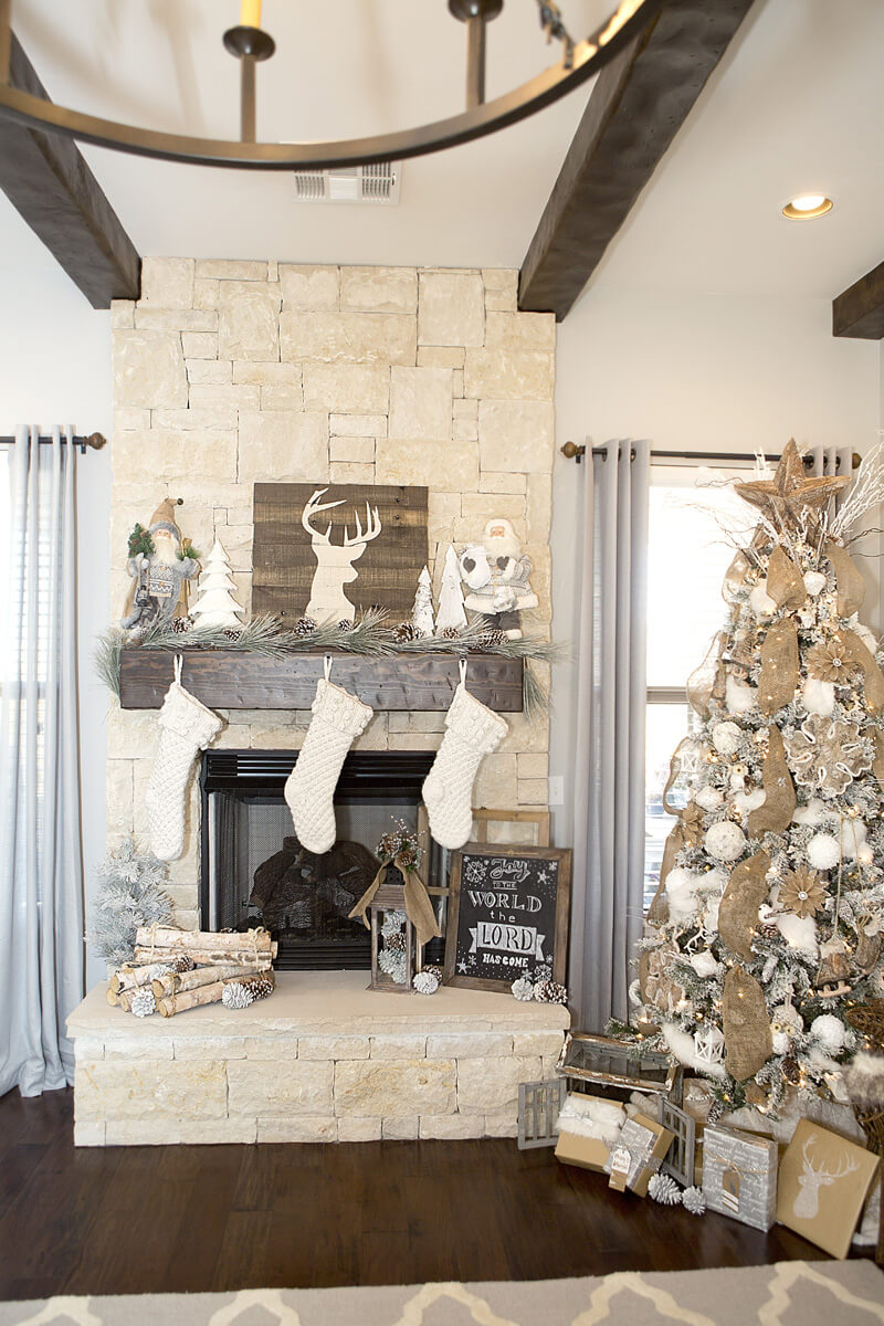 The Perfect Winter White Assemblage