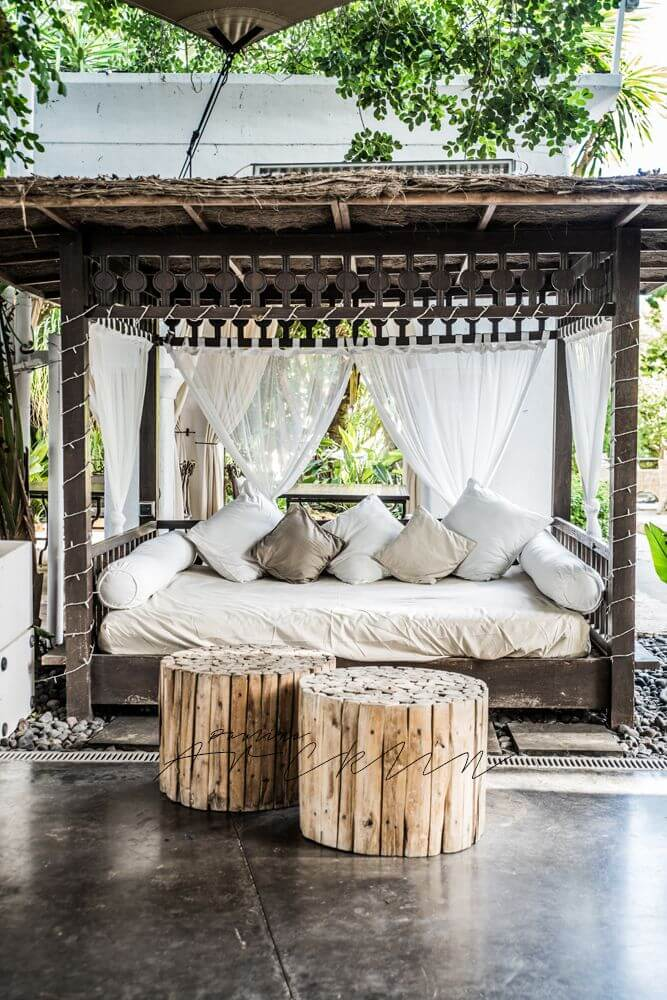 Paradiso Dream Pergola With Daybed