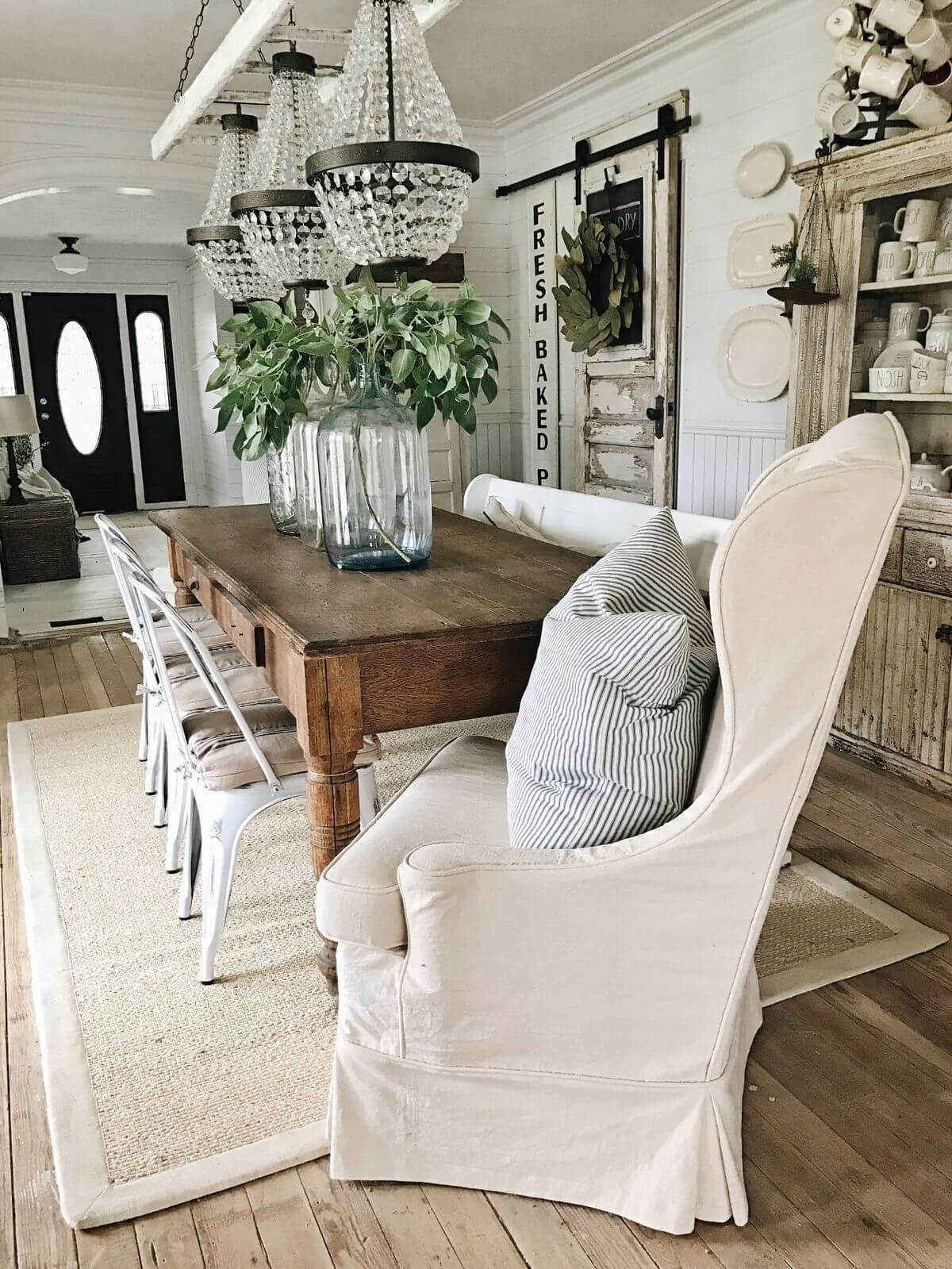 A Little Shabby but Mostly Chic