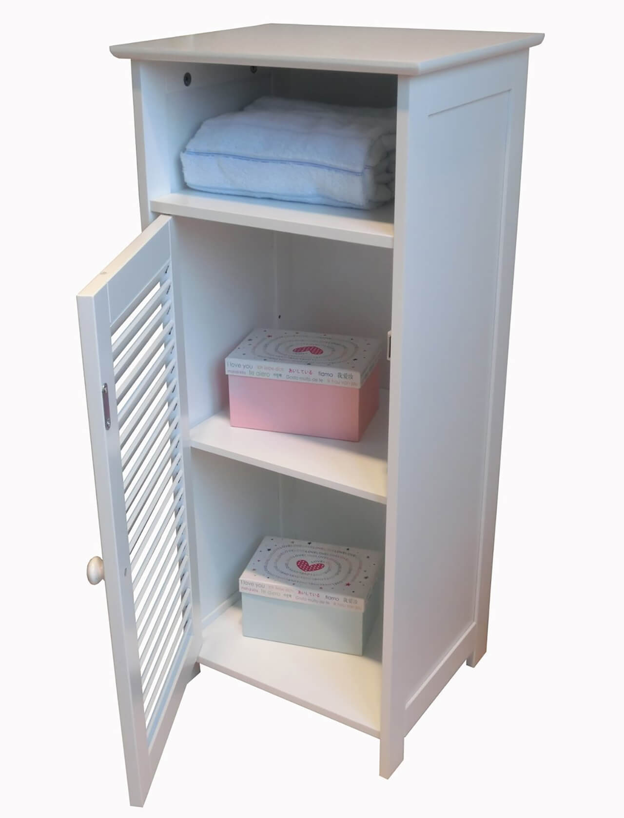 Homecharm Standing Bathroom Cabinet