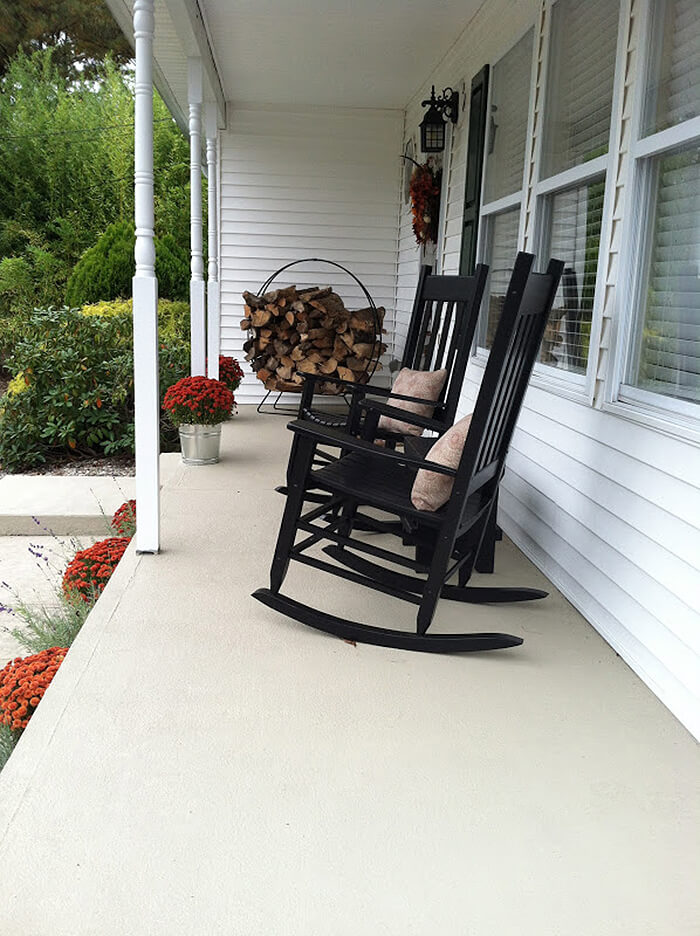 Rocking Chairs Don't Have to Look Dated