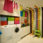 26-rainbow-bright-laundry-rooms-homebnc