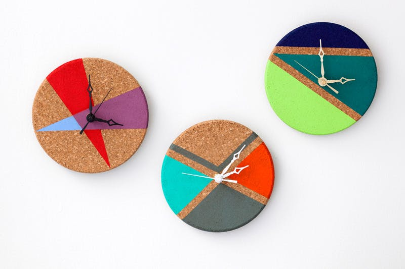 A Trio of Tribal Cork Board Graphics