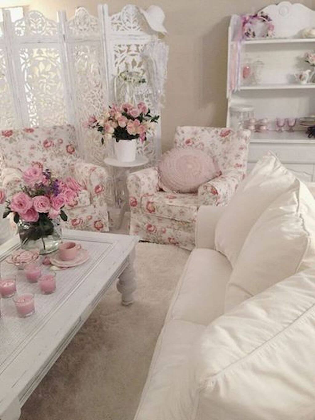 Inviting Space for Tea Time