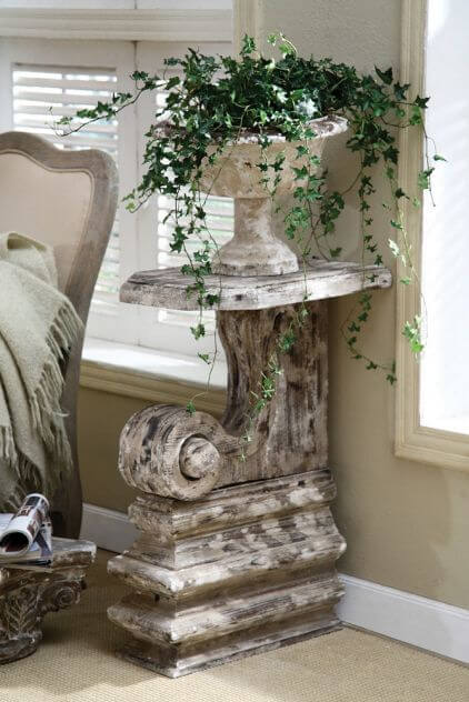 Great Expectations Inspired Urn Display