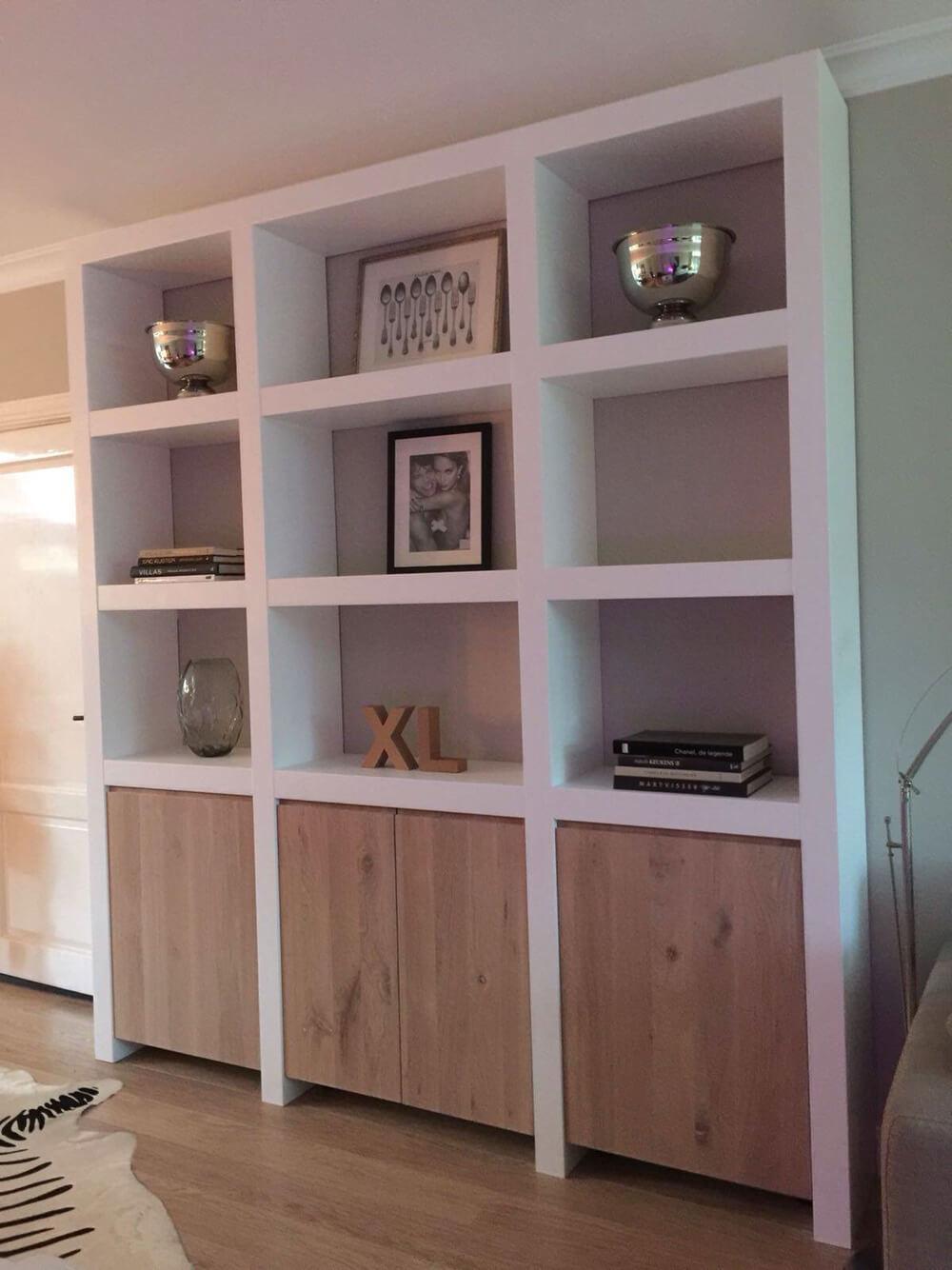 Shadowbox Dining Room Wall Display