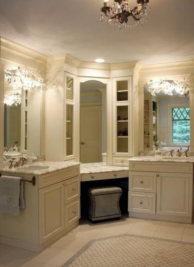 'The Royal Flush' Bathroom