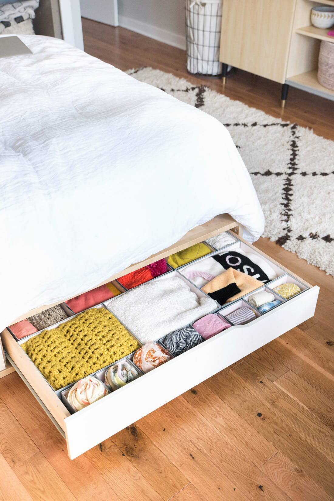 Under The Bed Pull Out Drawers