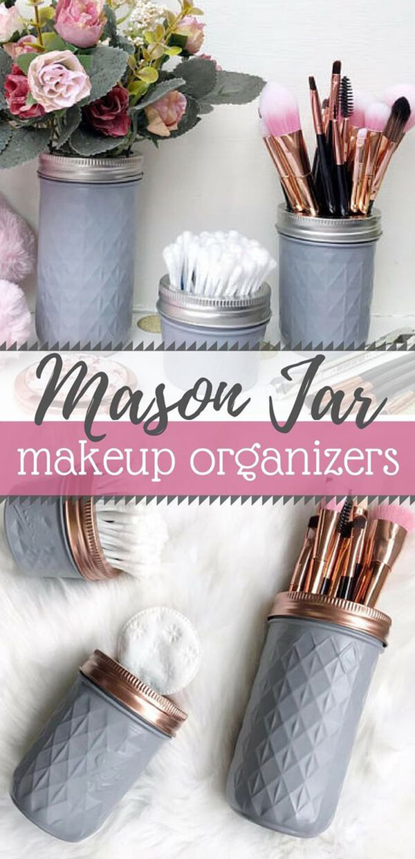 Redo Your Makeup Organization