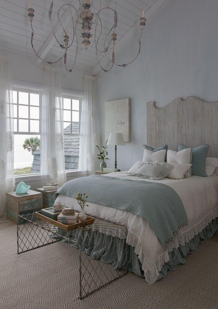 Devonshire Splendor English Bedroom
