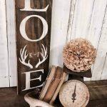 31-rustic-love-wood-signs-ideas-homebnc