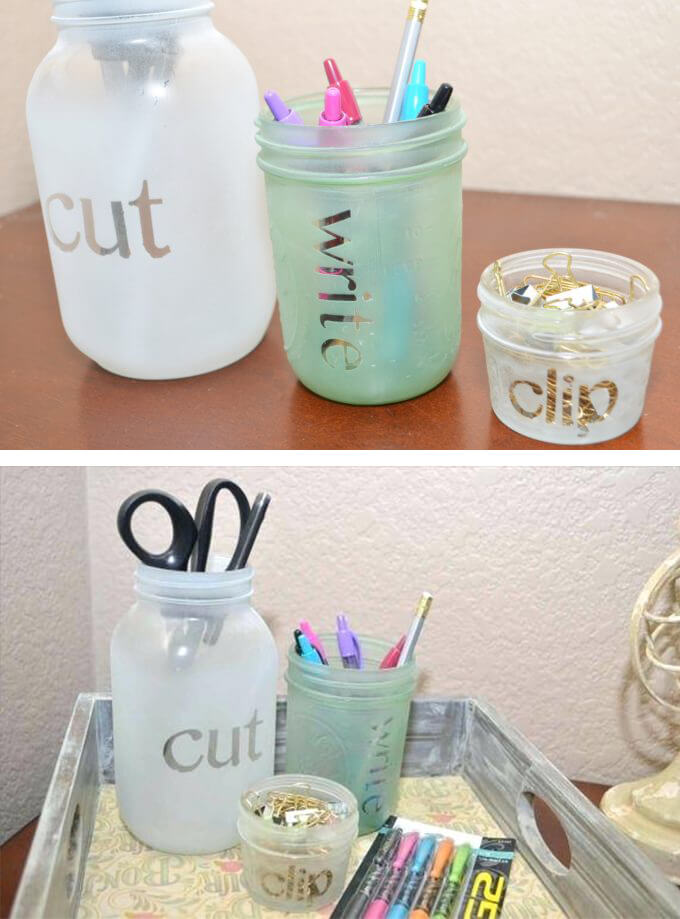 Make Over Your Office Organization