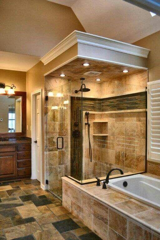 Italian Inspired Bathroom