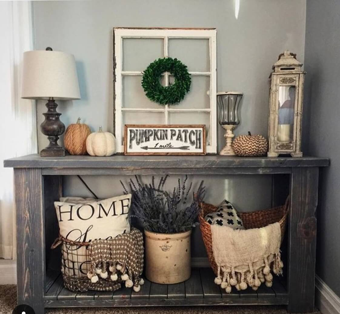Pumpkin Patch Perfect Corner Display