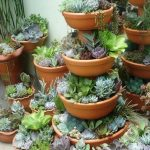 32-tiered-terracotta-garden-design-vertical-garden-idea-homebnc