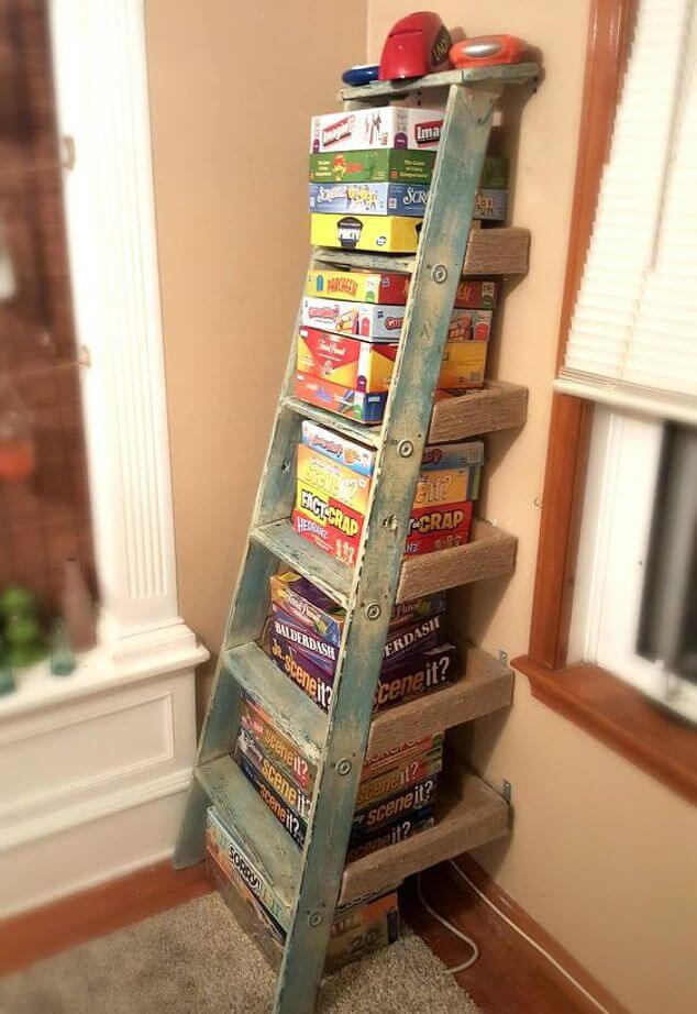Party-Ready Board Game Display