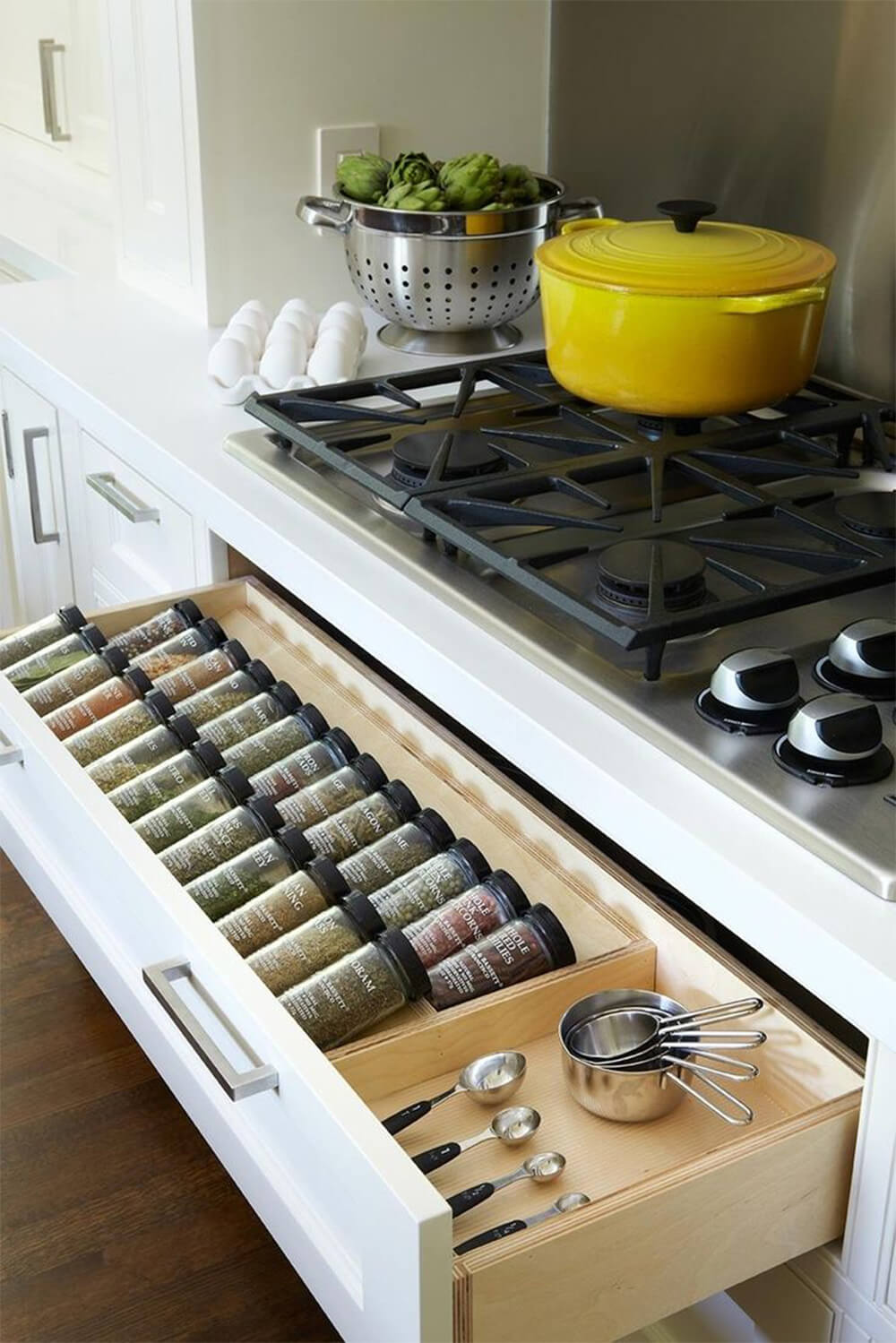 A Totally Different Spice Rack Hack