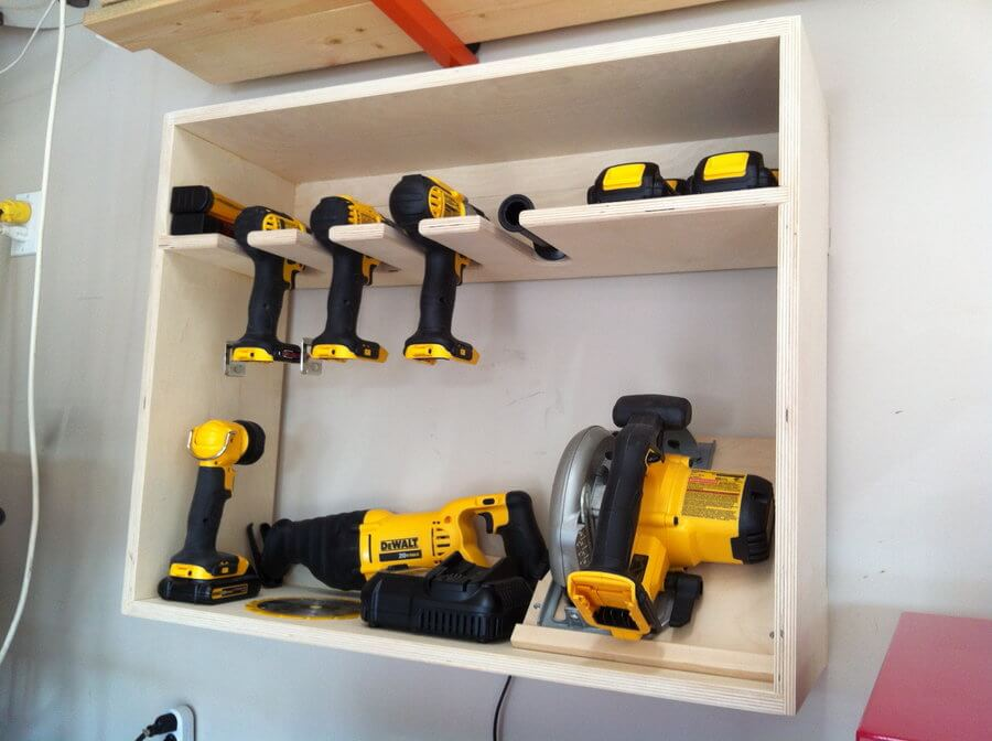 Power Storage for Power Tools