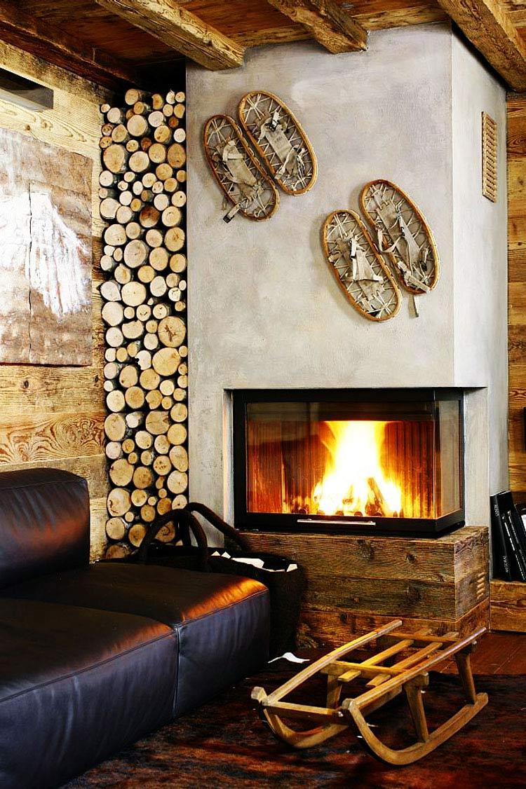 Updated Log Cabin