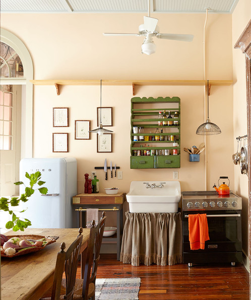 Stylish kitchen design image