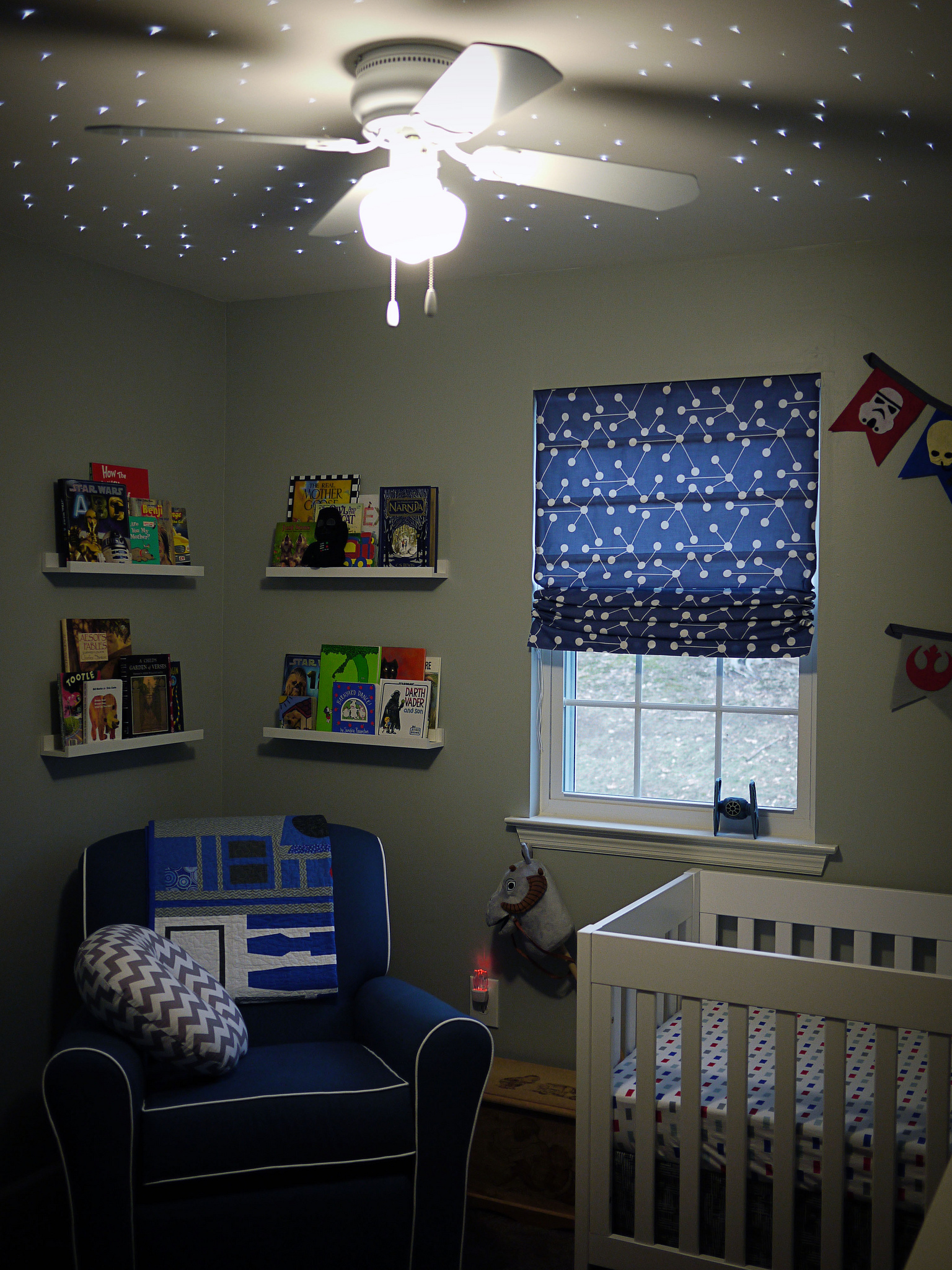 Light up the Sky with This Nursery