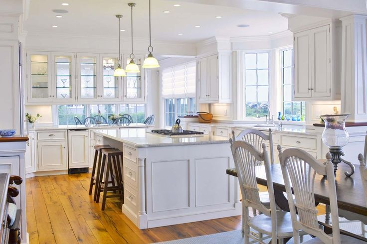 Clean Kitchen Decor Idea