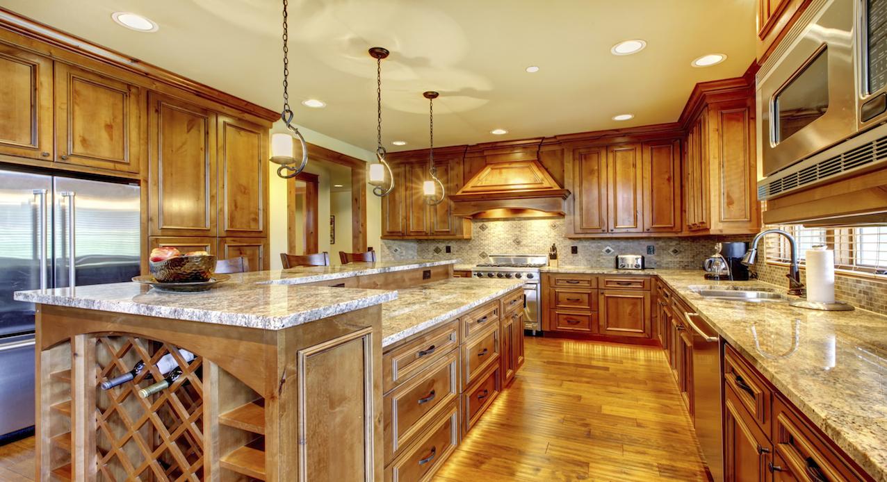 Decorative Kitchen Design Photo