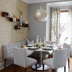 42-silver-sensation-breakfast-nook-idea-homebnc