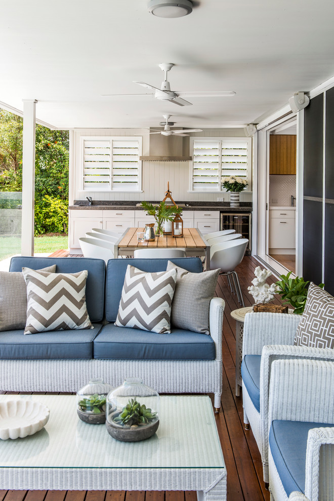 Complete Outdoor Kitchen