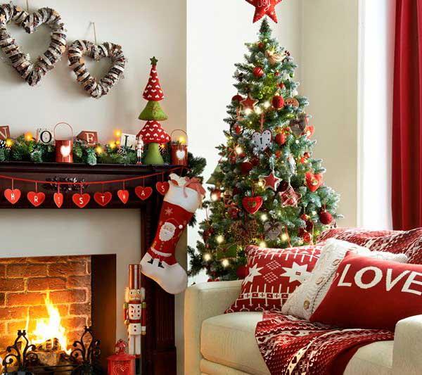 Tasteful Cluttered Christmas