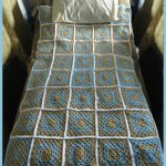 BLOG Modern Traditional Granny Square Blanket Twin size