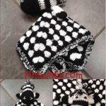 Zebra Lovey comforter