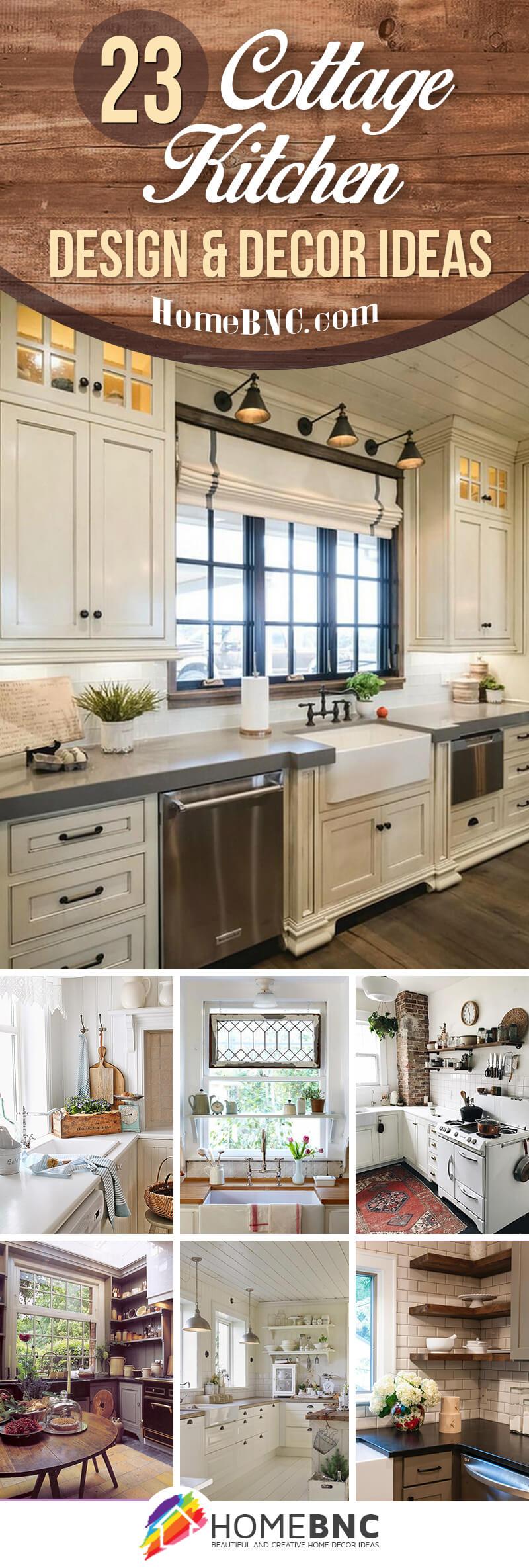 Cottage Kitchen Design Decorating Ideas Pinterest Share Homebnc Rina Watt Blogger Home Decor Diy And Recipes