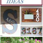 creative-house-number-ideas-pinterest-share-rinawatt.com
