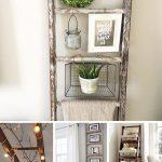 repurposed-old-ladder-ideas-pinterest-share-homebnc