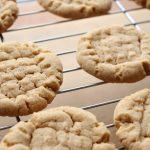 Chocolate Dipped Peanut Butter Cookies 15