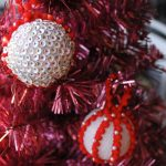 DIY Sequined Christmas Ornament 14
