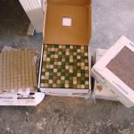 Glass Tiles & Fireplace Tile