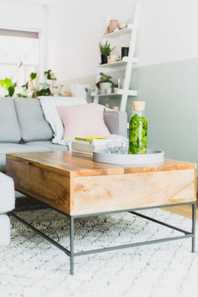 Simple and Elegant Coffee Table