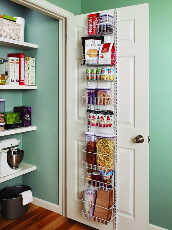 The Pantry Rack that Saves on Renovations