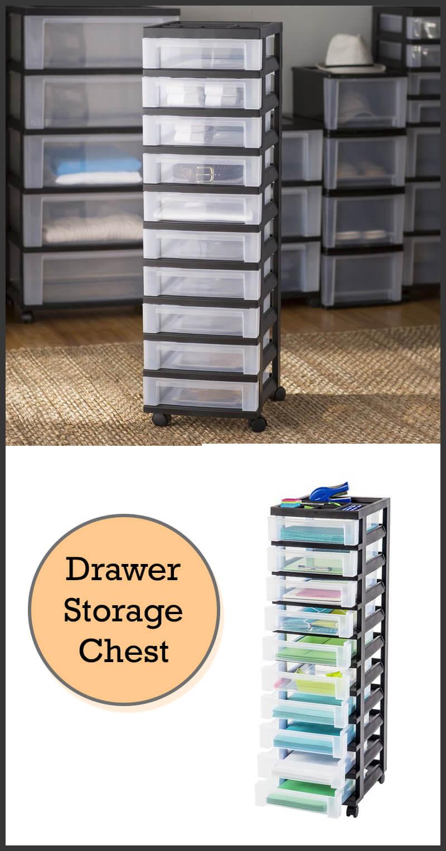 Storage Chest for Your Inner Beauty Guru