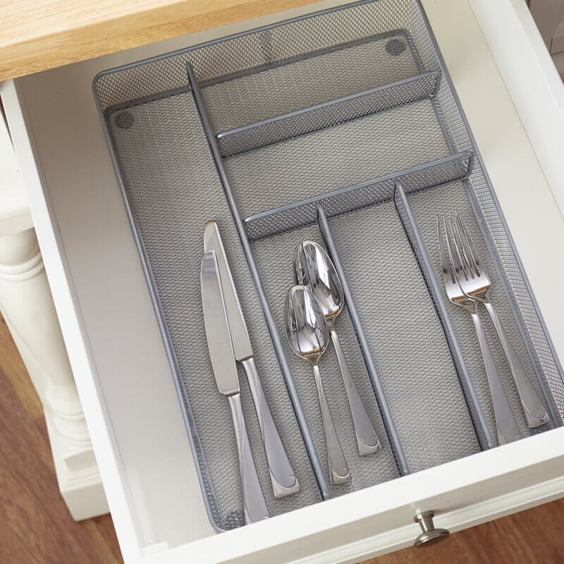 Wayfair Basics Drawer Organizer for Your Utensils