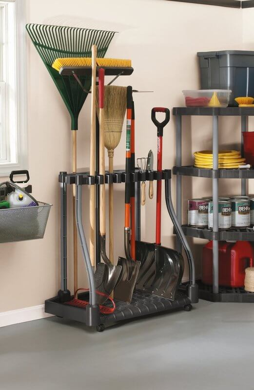 Exterminate Clutter with a Tool Tower