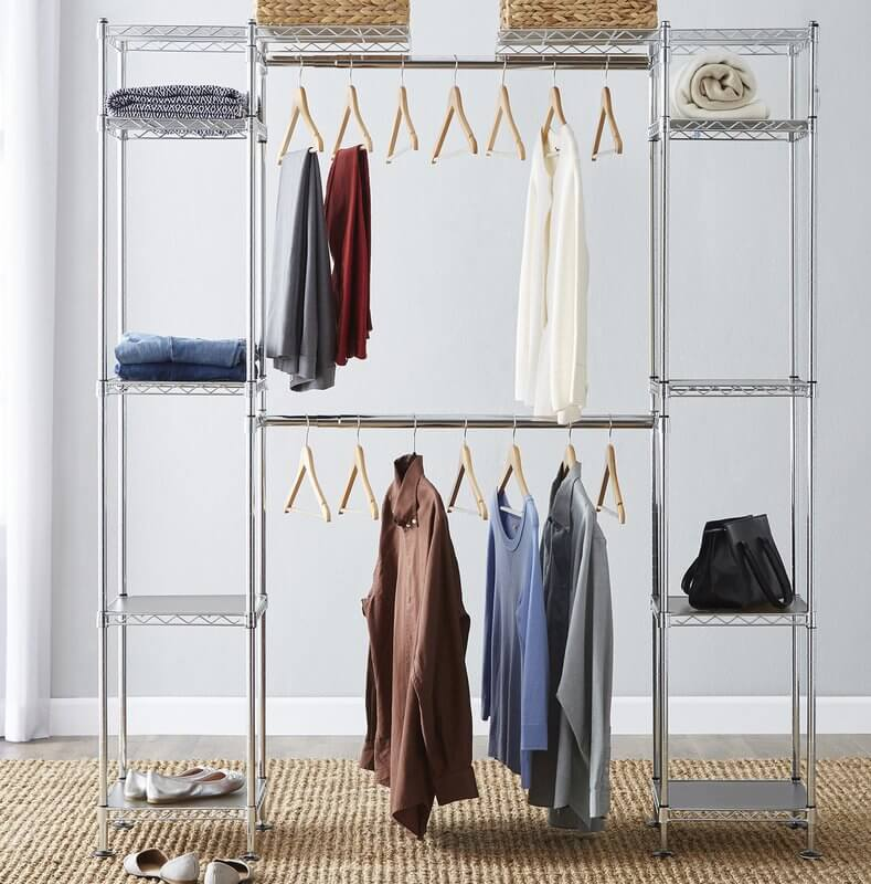 A Walk-in Closet for Your Closet