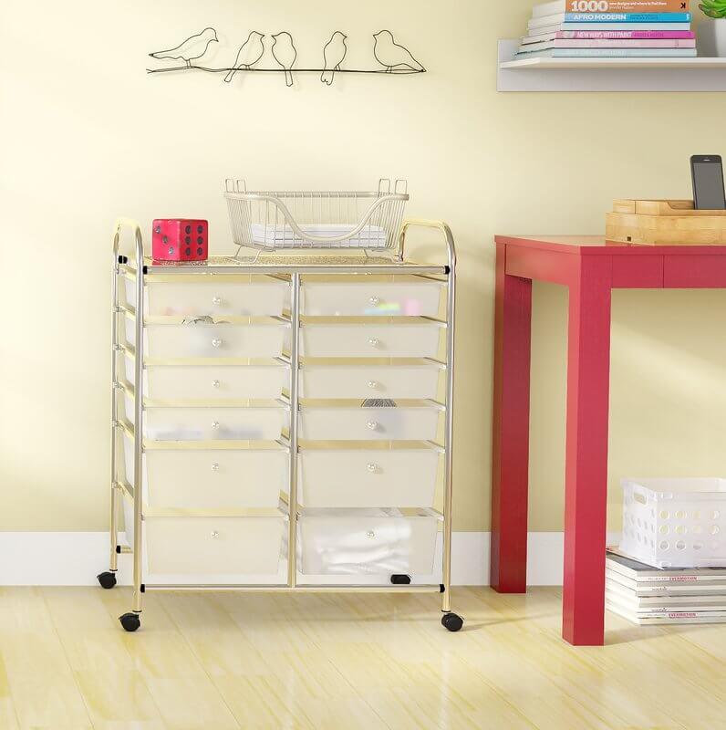 12-drawer storage chest for Storage