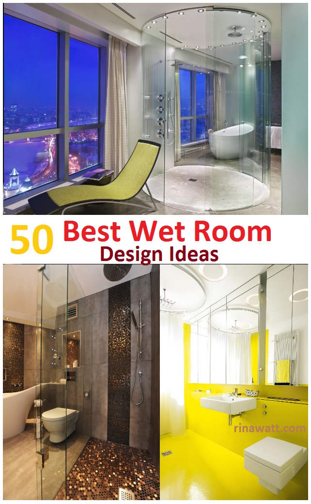 Check Out 50 great wet room design ideas for 2020