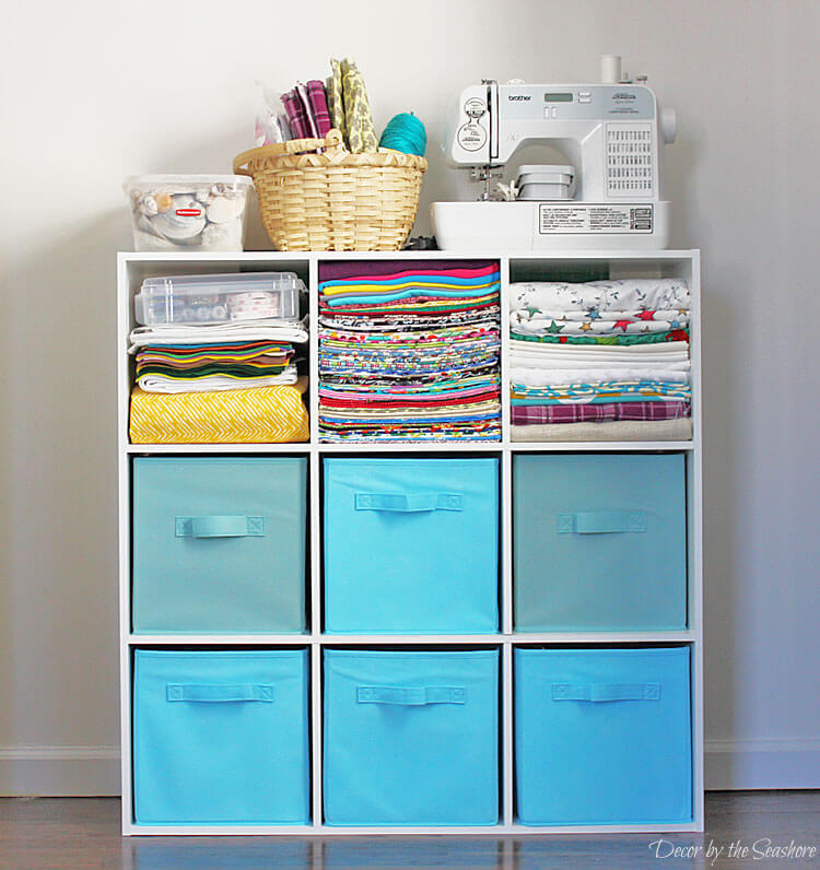 Let's Get Sewing Center Organizer