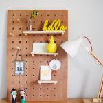 Make Your Own Wooden Pegboard